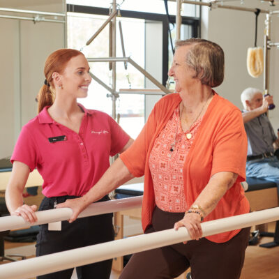 Wellness at all ages: Introducing our Wellness Centre Manager, Maryann