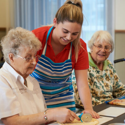 The importance of community in aged care