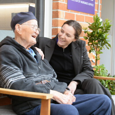Relaxation and stress-free time for carers